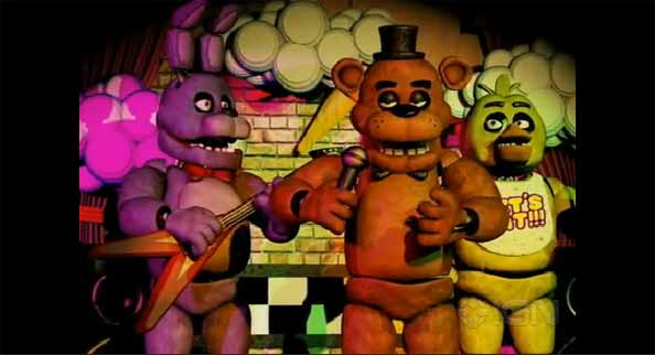 Five Nights At FreddyS Kostenlos