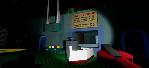 AM AT THE KRUSTY KRAB KOSTENLOS SpongeBob Schwammkopf - Minecraft spielen um 3 uhr nachts