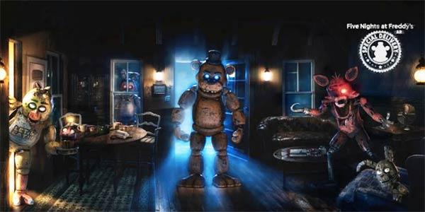 Spielen Sie kostenlos Freddy