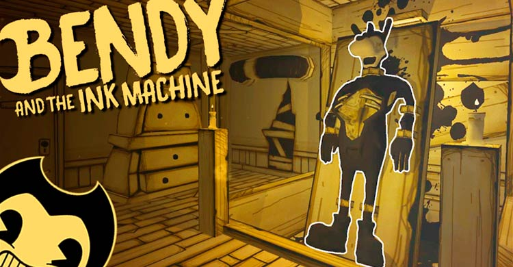 Bild BENDY AND THE INK MACHINE