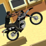 BIKE TRICKS MILITARY MADNESS