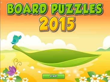 Bild Board Puzzles 2015