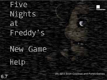 Bild FIVE NIGHTS AT FREDDY'S