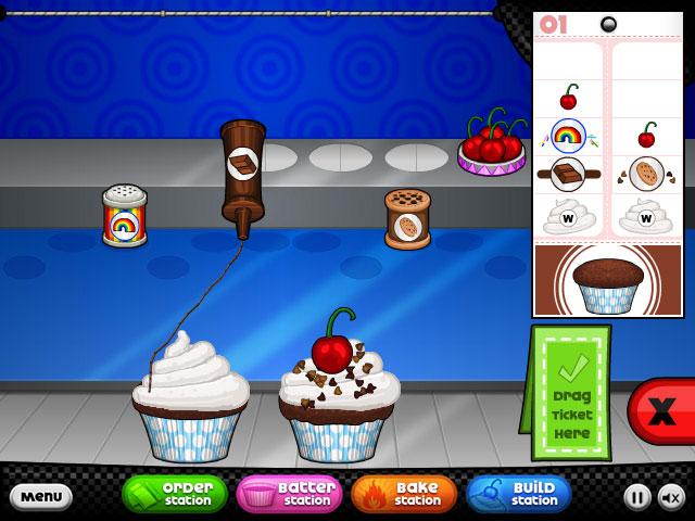 Papas Cupcakeria Kostenlos