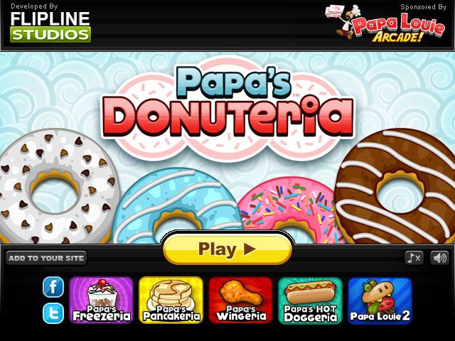 Image PAPA's DONUTERIA