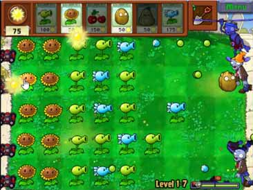Bild Plants vs. Zombies