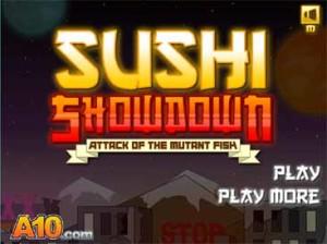 Image SUSHI SHOWDOWN: Attack of the Mutant Fish