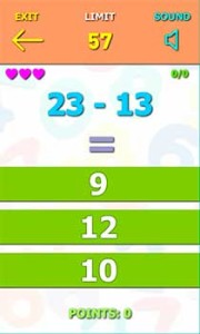 Image Those Numbers 2 -  Math Game