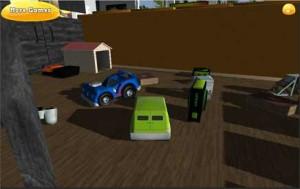 Image TOY CAR PARKING