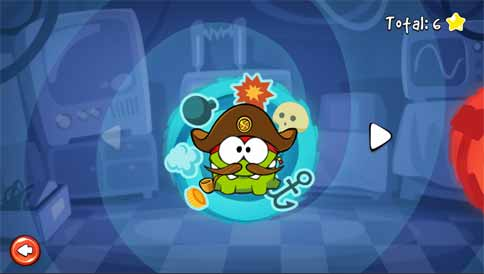 Bild Cut The Rope: Time Travel