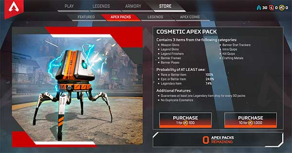 Image APEX LEGENDS Battle Royale (PC)