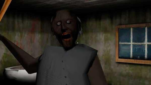 Bild GRANNY (PC Spiel)