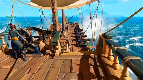 Bild SEA OF THIEVES (Closed Beta)